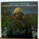 LONIE LISTON SMITH usa LP VISIONS OF A NEW WORLD Jazz PRIVATE