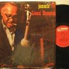 LIONEL HAMPTON usa LP JAMMIN' Jazz IN SHRINK WRAP UP FRONT excellent