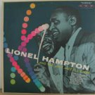 LIONEL HAMPTON usa LP AND THE JUST JAZZ ALL STARS GNP