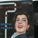 LIBERTAD LAMARQUE latin america LP AQUELLAS CANCIONES Tango RCA