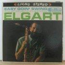 LES ELGART usa LP EASY GOIN' SWING Jazz RCA