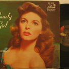 JULIE LONDON usa LP LONELY GIRL Vocal SMALL WRITING ON COVER LIBERTY