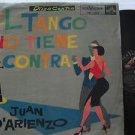 JUAN D'ARIENZO latin america LP EL TANGO NO TIENE CONTRA RCA