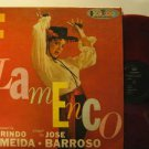 JOSE BARROSO usa LP FLAMENCO Latin RED VINYL CROWN
