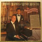 JOHNNY MATHIS & HENRY MANCINI usa LP HOLLYWOOD MUSICALS Vocal SEALED/UNPLAYED CO