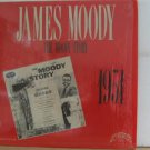JAMES MOODY usa LP THE MOODY STORY Jazz PRIVATE