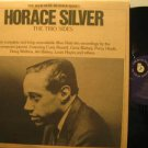 HORACE SILVER usa LP THE TRIO SIDES Jazz 2 LPs/CORNER CUT BLUE NOTE excellent