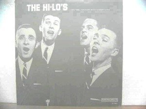HI LO'S usa LP S/T SELF SAME UNTITLED Jazz PRIVATE