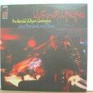GERALD WILSON ORCHESTRA usa LP LIVE AND SWINGING Jazz PJ
