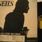 GEILS usa LP MONKEY ISLAND Rock PROMO/FOLDOUT/DJ STRIP/PUNCHED HOLE ATLANTIC