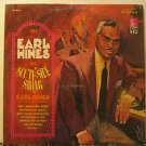 EARL HINES usa LP SOUTH SIDE SWING Jazz SEALED/UNPLAYED DECCA