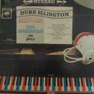DUKE ELLINGTON usa LP ALL AMERICAN IN JAZZ COLUMBIA