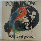DON BURROWS usa LP BRAZILIAN PARROT Jazz PRIVATE