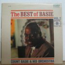 COUNT BASIE usa LP THE BEST OF BASIE VOL.2 Jazz ROULETTE