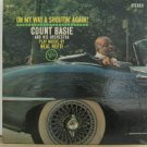 COUNT BASIE usa LP ON MY WAY & SHOUTIN' AGAIN Jazz VERVE