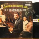 CHRIS IBENEZ TRIO usa LP JUMPIN' AT THE EXECUTIVE SUITE Jazz DECCA 74347 excelle
