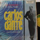 CARLOS DANTE latin america LP 14 TANGOS DECIBEL