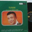 CARLOS ACUNA latin america LP TANGOS MUSART