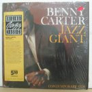 BENNY CARTER usa LP JAZZ GIANT CONTEMPORARY