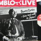 BENNY CARTER usa LP 'LIVE AND WELL IN JAPAN Jazz FOLDOUT PABLO excellent