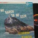 ALBERTO MARINO latin america LP MI BARCO YA NO ESTA Tango ODEON