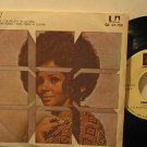 """SHIRLEY BASSEY mexico EP SOMETHING 7"""" Vocal PICTURE SLEEVE UNITED ARTISTS"""