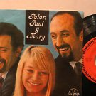 """PETER PAUL & MARY mexico EP SELF/SAME/UNTITLED 7"""" Pop PICTURE SLEEVE GAMMA"""