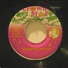 "NORRISMAN jamaica 45 BRAINWASH RHYTHM/REDDER THAN BEFORE 7"" Reggae CROWN STAR"