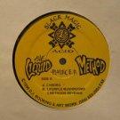 """LIQUID METHOD usa 12"""" PLASTIC EP Dj BLACK MAGIC ACID"""
