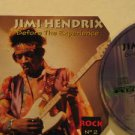 JIMI HENDRIX mexico CD BEFORE THE EXPERIENCE Rock CUT CORNER ALTAYA excellent