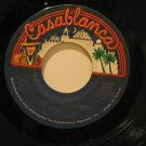 """GLORIA SCOTT usa 45 THERE WILL NEVER BE ANOTHER 7"""" Vocal JUST AS LONG AS WE'RE T"""