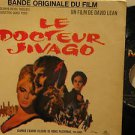 "DAVID LEAN france 45 LE DOCTEUR JIVAGO 7"" OST PICTURE SLEEVE MGM"