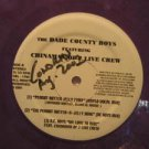 """DADE COUNTY BOYS & CHINAMAN OF 2 LIVE CREW usa 12"""" PEANUT BUTTER JELLY TIME Dj R"""
