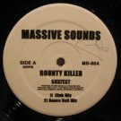 "BOUNTY KILLER usa 12"" SUNFEST Dj SMALL WRITING ON LABEL MASSIVE SOUNDS"