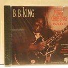 B.B.KING usa CD MERRY CHRISTMAS BABY Rock PROMO SINGLE SEALED GRP