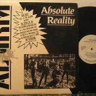 """ALARM usa 12"""" ABSOLUTE REALITY Pop PROMO IRS excellent"""