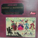 WOLFGANG BERET usa LP MOZART BASTIEN AND BASTIENNE Classical TURNABOUT excellent
