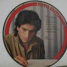 TOTO CUTUGNO latin america LP SELF Vocal PICTURE-DISC
