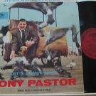 TONY PASTOR usa LP LET'S DANCE WITH Jazz FORUM