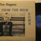 TIM HAGANS usa LP FROM THE NECK DOWN Jazz MOPRO excellent