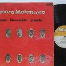 SONORA MATANCERA latin america LP BIENVENIDO GRANDA MAG