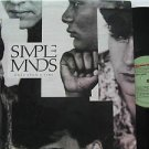 SIMPLE MINDS latin america LP ONCE UPON A TIME Rock LABEL IN SPANISH TOO VIRGIN