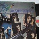 SECRET SERVICE latin america LP OH SUSIE Rock LABEL IN SPANISH TOO SOLEK