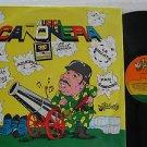 SAMPLER latin america LP MUSICA CANONERA TAMBORITO
