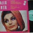 SAMPLER latin america LP ITALIA CANTA Vocal PHILIPS