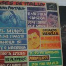 SAMPLER latin america LP ASES DE ITALIA Vocal RCA