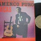 SABICAS latin america LP FLAMENCO PURO COLUMBIA
