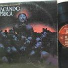 RUBEN BLADES Y SEIS DEL SOLAR latin america LP BUSCANDO AMERICA PRIVATE