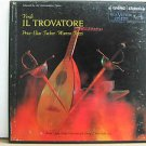 PRICE ELIAS TUCKER WARREN TOZZI usa LP VERDI IL TROVATORE Classical BOX SET RCA
