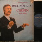 PAUL MAURIAT chile LP JOUE CHOPIN Easy PHILIPS